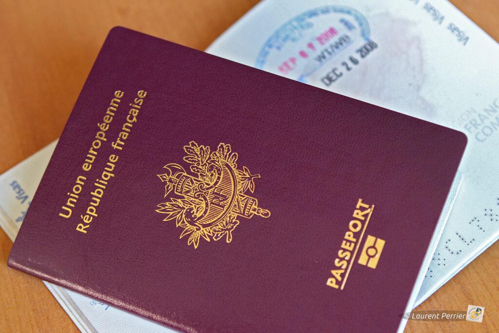 Passeport - Vérines
